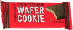 Trader Joe's Chocolate Covered Wafer Cookie