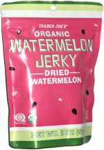 Trader Joe's Watermelon Jerky
