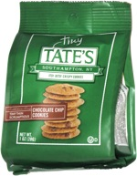 Tiny Tate's Itsy Bitsy Crispy Cookies Chocolate Chip