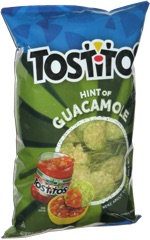 Tostitos Hint of Guacamole