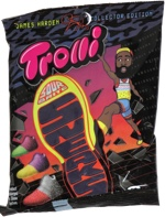 Trolli James Harden Limited Edition Sour Brite Sneaks