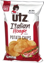 Utz Italian Hoagie Potato Chips