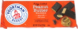 Voortman Fudge Coated Peanut Butter Wafers
