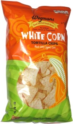 Wegmans White Corn Tortilla Chips