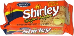 Wibisco Shirley Ginger Biscuits