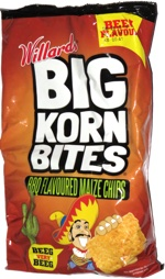 Willards Big Korn Bites