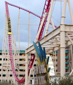 New york new york roller coaster discount coupons